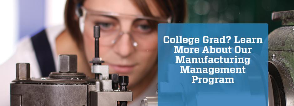 MacLean-Fogg Manufacturing Management Program (MMP)