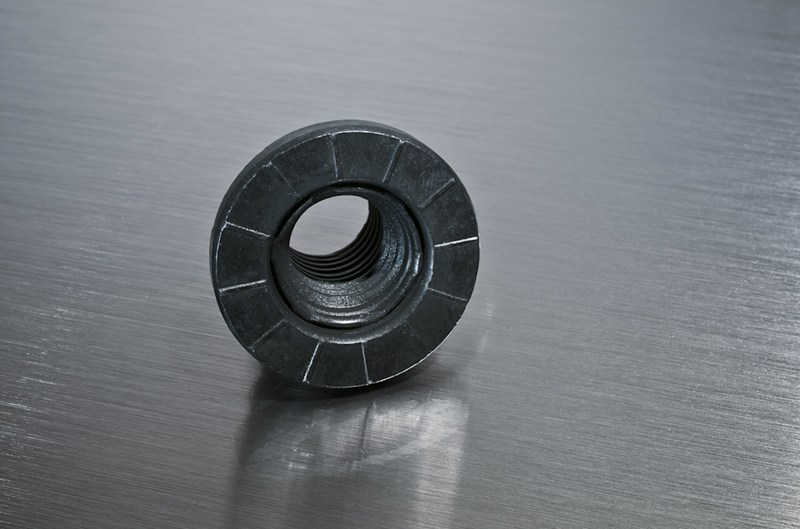 Two Piece Lock Nuts
